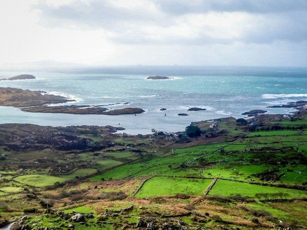 Bed and Breakfast Southern Ireland options:  Kenmare on the Ring of Kerry makes a great base to explore Southwest Ireland. The best B&B in Ireland countryside may be right here in Kenmare, County Kerry.