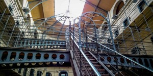 Kilmainham Gaol was one of our favorite sights in Dublin