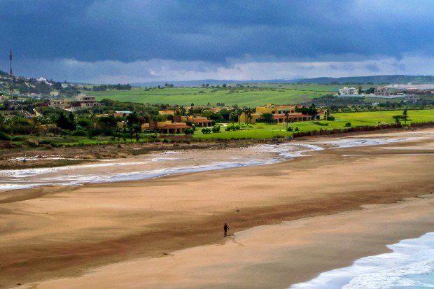 Coast of Morocco