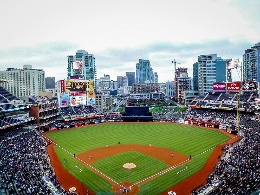 A highlight is taking in a San Diego Padres game at Petco Park, which is one of the top things to do in San Diego at night.