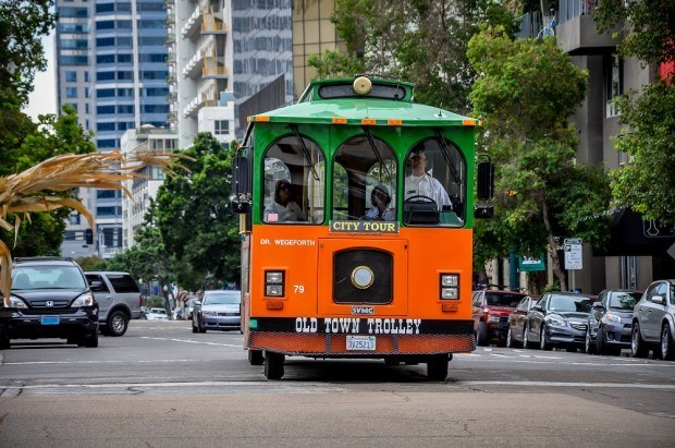 The Old Town Trolley San Diego is a great way to see the San Diego highlights.