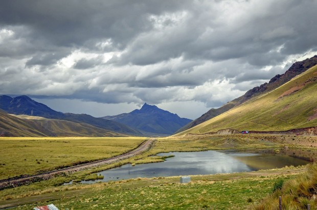 The drive from Cusco to Puno, Peru, takes you through the La Raya Pass