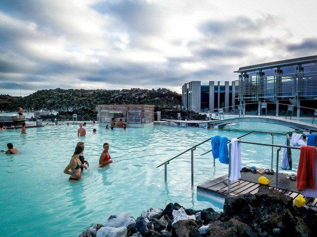 No Iceland travel blog would be complete without including the Blue Lagoon.  The best Iceland itinerary options should all include a dip in the Blue Lagoon.