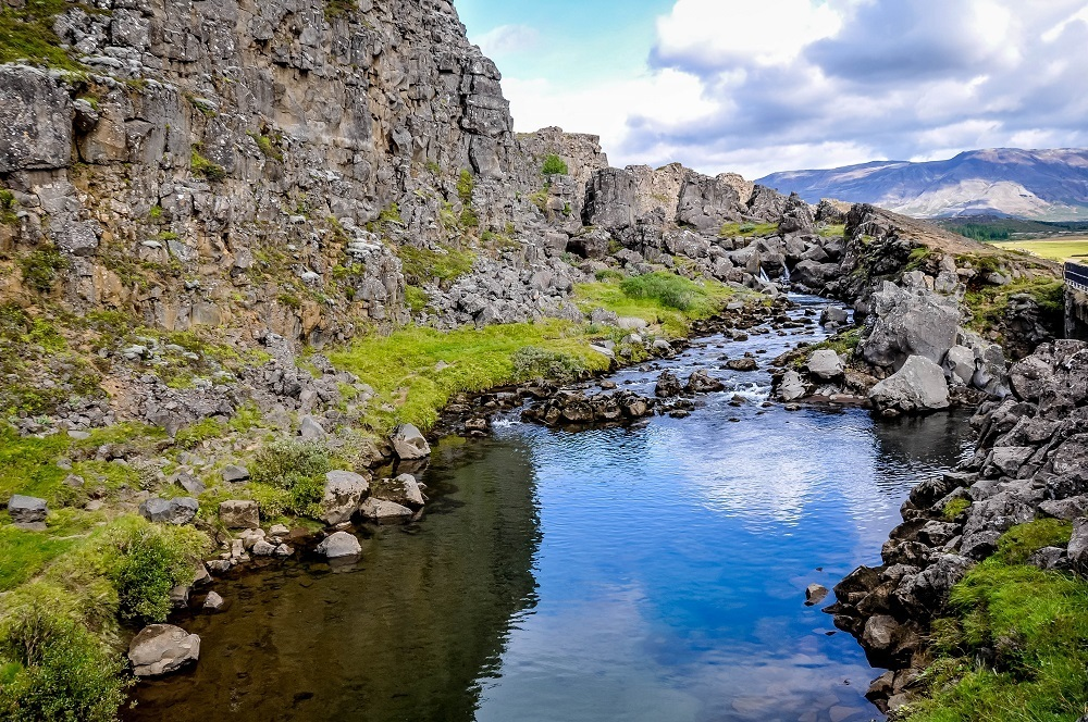 Thingvellir National Park on the Golden Circle