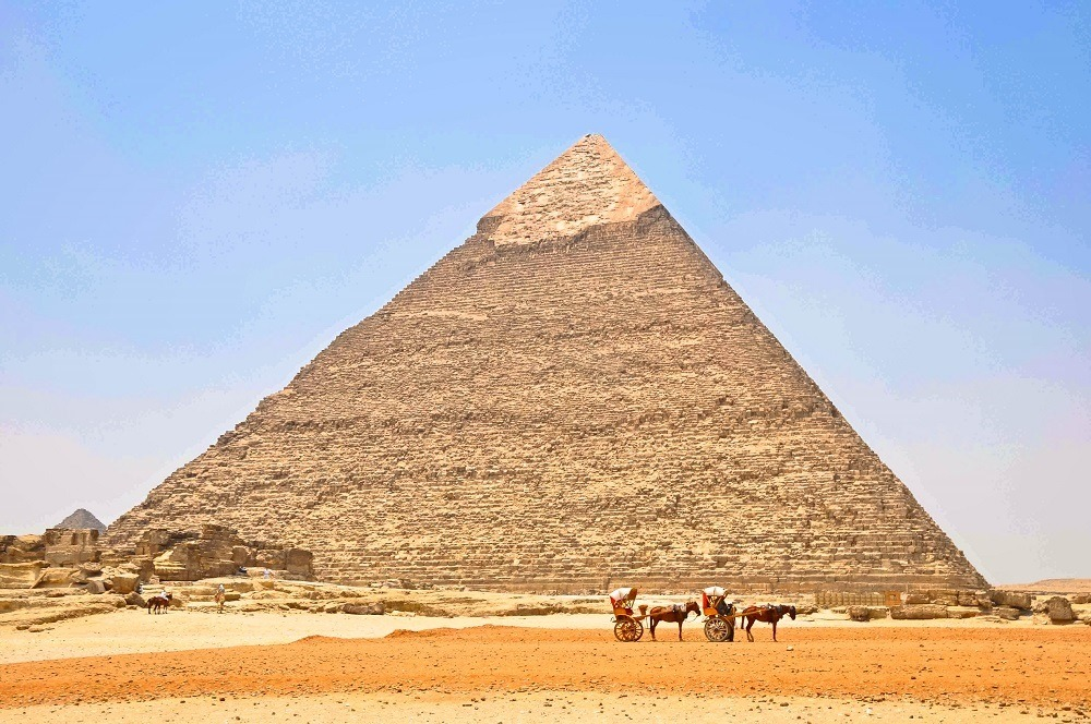 Visiting the Great Pyramid of Giza - Travel Addicts