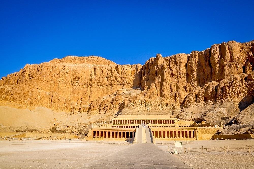 Hatshepsut Temple at Deir el Bahari