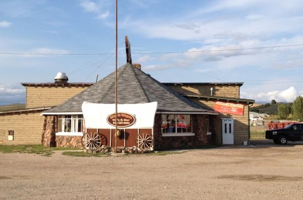 Chuck Wagon Diner, Granby, Colorado