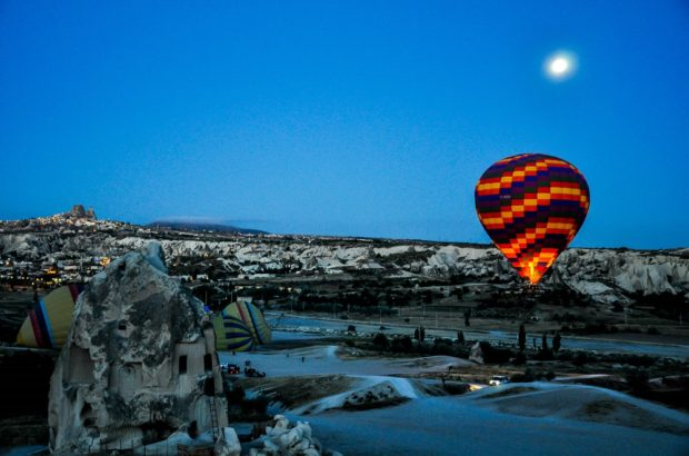 The Highlights of a Cappadocia Hot Air Balloon Ride in Turkey.