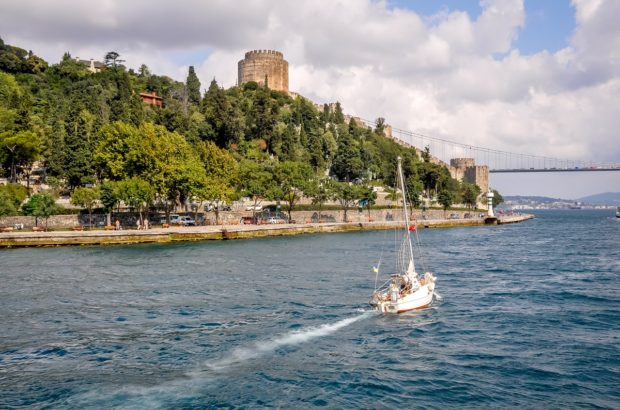 There's nothing better than a Bosphorus cruise in Istanbul, Turkey - where Europe and Asia meet.