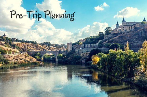 Travel resources for trip planning