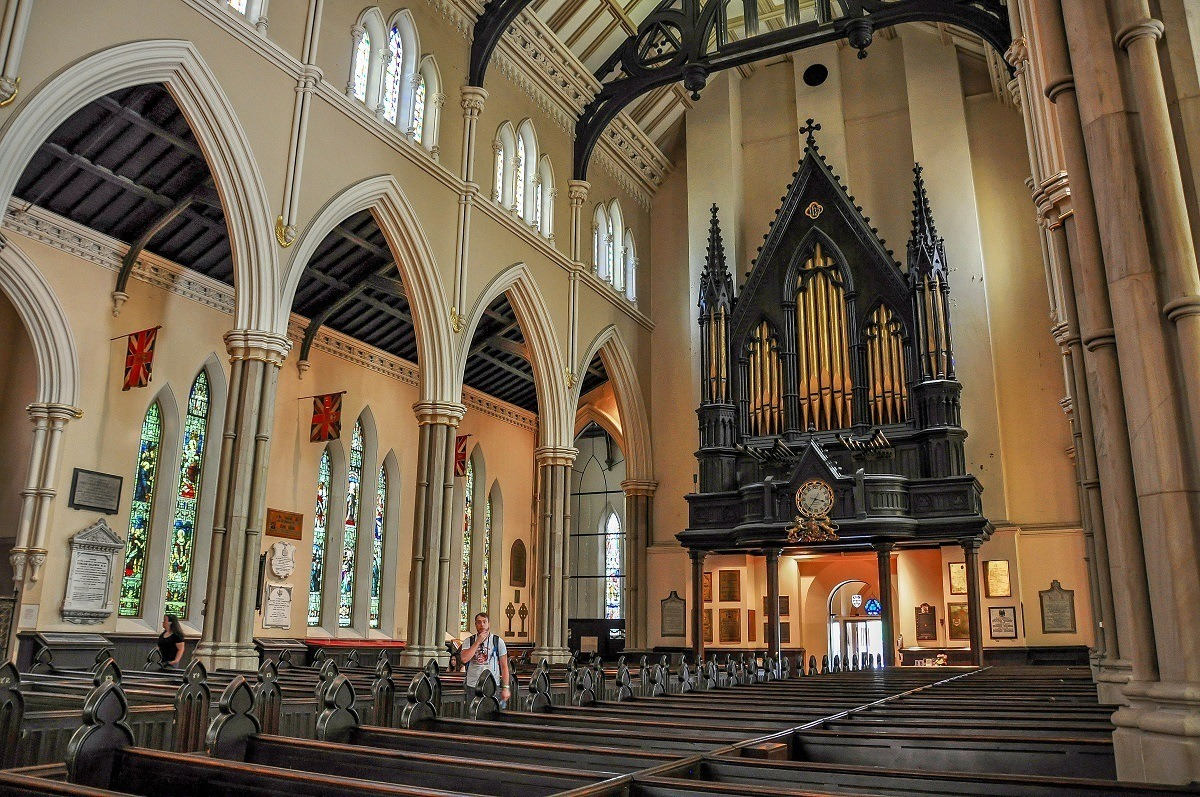 St. James Cathedral, one of the top Toronto sights
