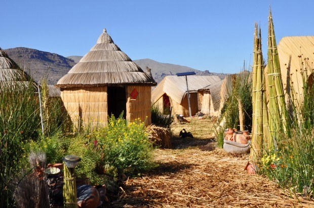 Reed islands of Uros, one of the most overrated travel destinations