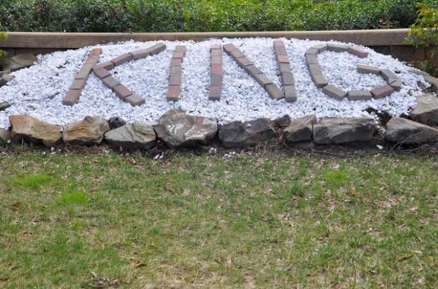 The Garden at the Martin Luther King Memorial, Atlanta, Georgia