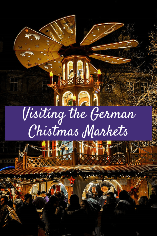 Visiting the German Christmas markets in Nuremberg and Munich is a fun thing to do during the holiday season. Drink some gluhwein, shop for an ornament, listen to the music, and have a great time | 20 Photos That Will Make You Want to Visit the German Christmas Markets