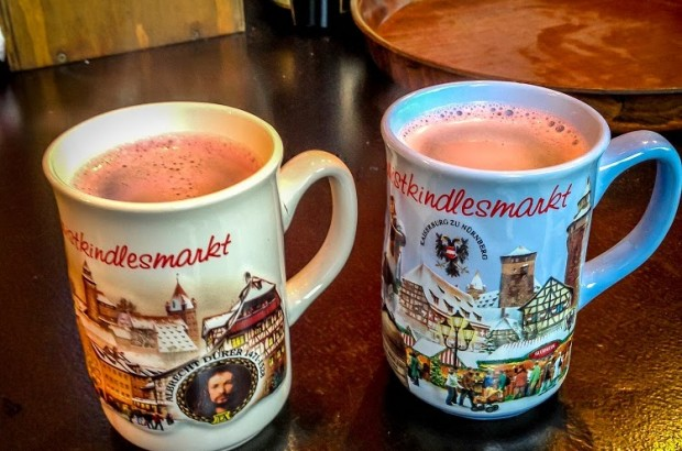 Germany-Nuremberg-gluhwein-mulled-wine-at Christmas-market