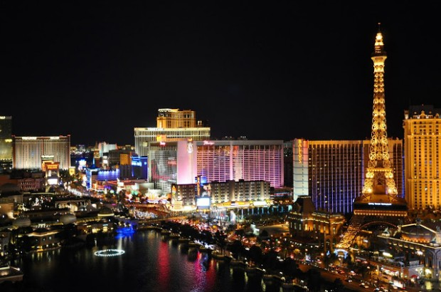 The Strip in Las Vegas