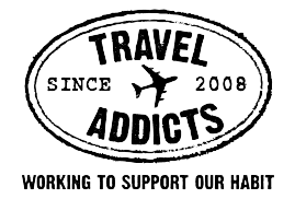 Travel Addicts Logo