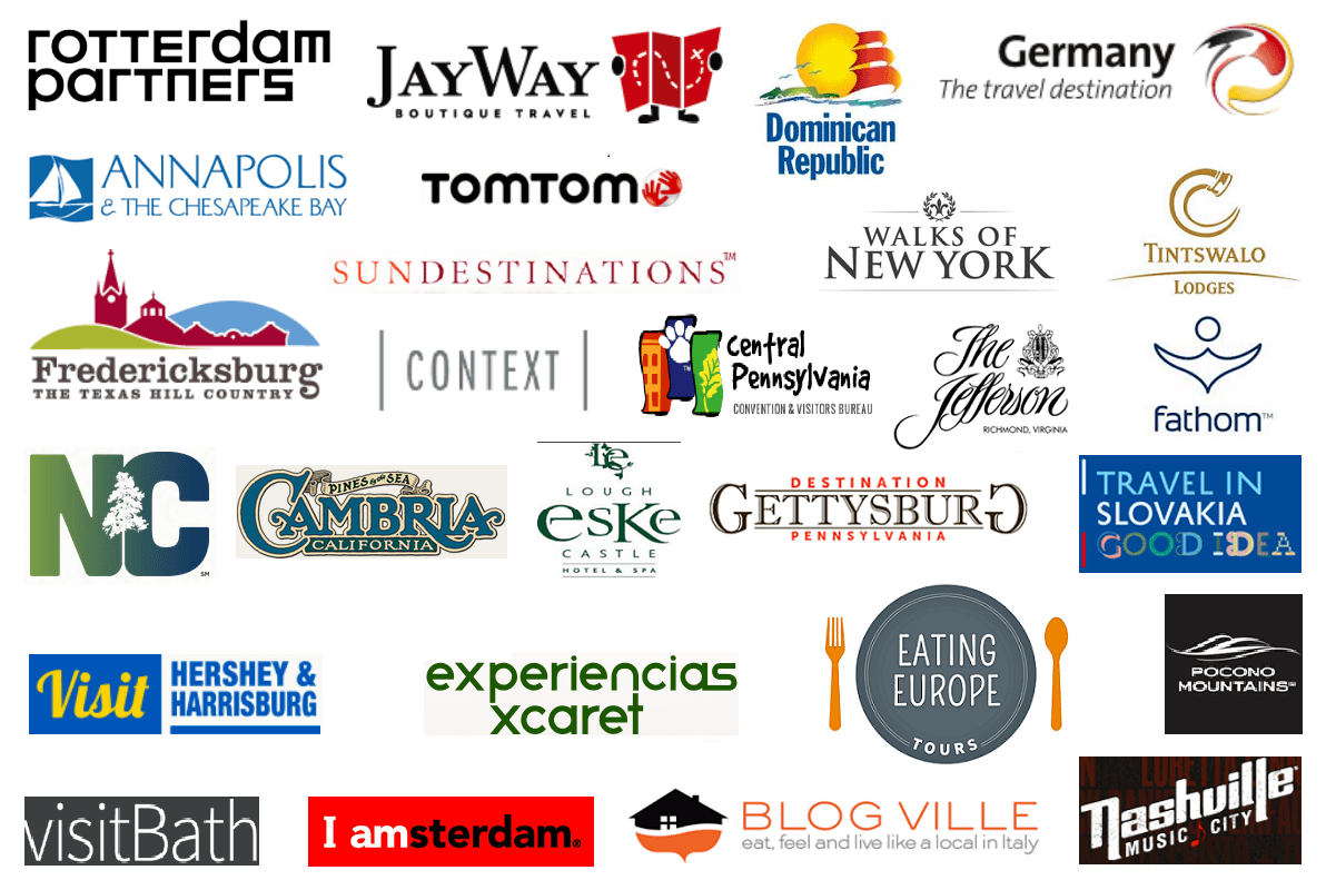 Travel Addicts partners