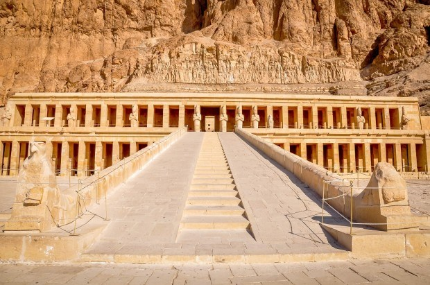 Hatshepsut's Temple in the Valley of the Kings