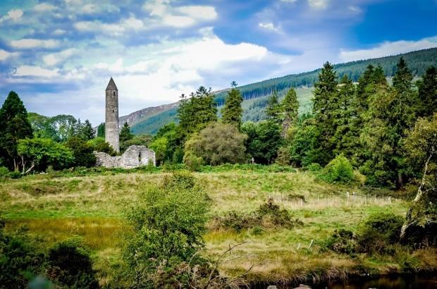 Ireland-Glendalough