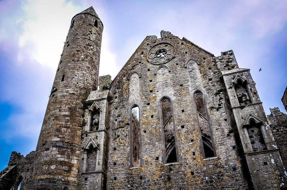 The Unique Ruins on the Rock of Cashel