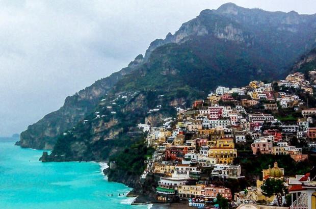 Italy-Positano