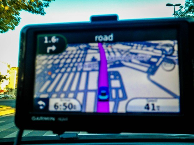 A GPS can be very useful in navigation overseas.