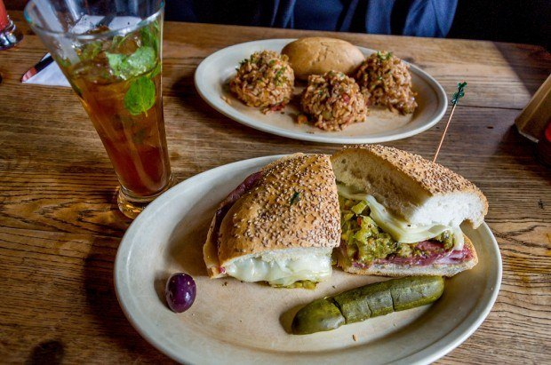 Trying classics like Muffaletta and jambalaya should be part of your weekend in New Orleans