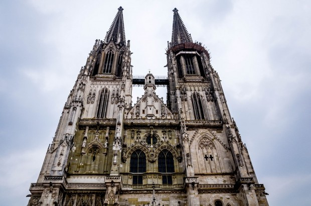 Visiting Dom St. Peter (St. Peter's Cathedral) is one of the top things to do in Regensburg, Germany.