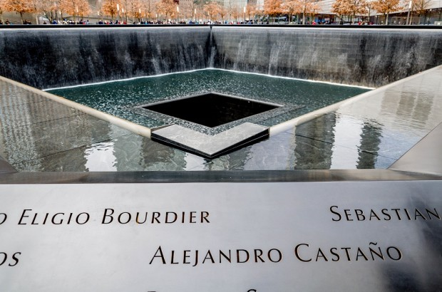 New-York-September-11-Memorial-pool-and-wall