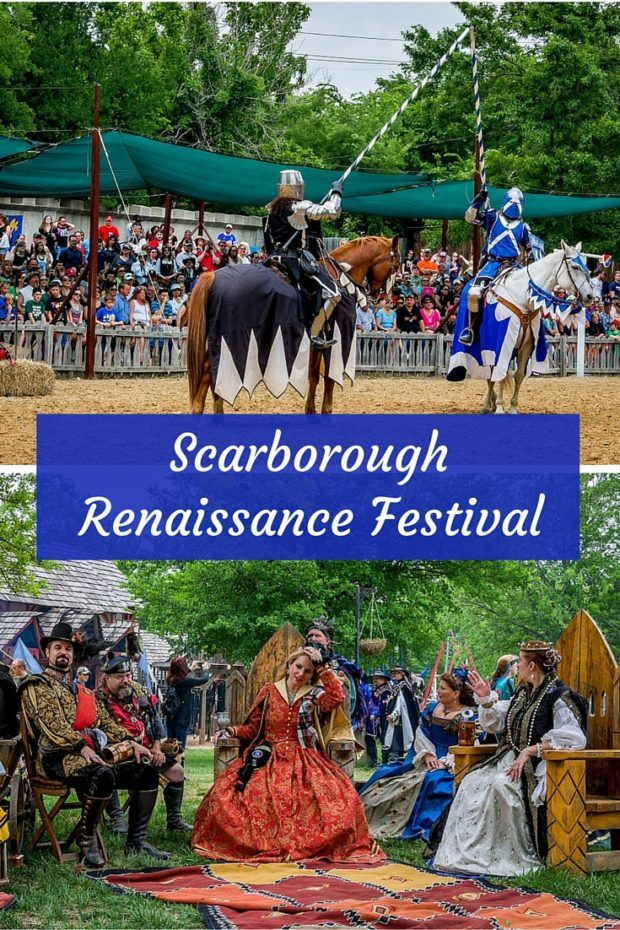 Party Like It's 1533 at Scarborough Renaissance Festival