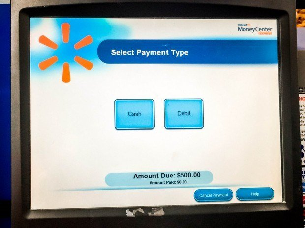 Indicate you are moving money from a debit card onto your Bluebird account.