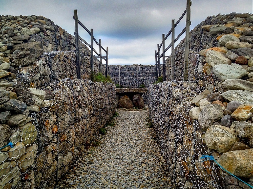The Carrowmore Tombs in Sligo are located just off The Wild Atlantic Way
