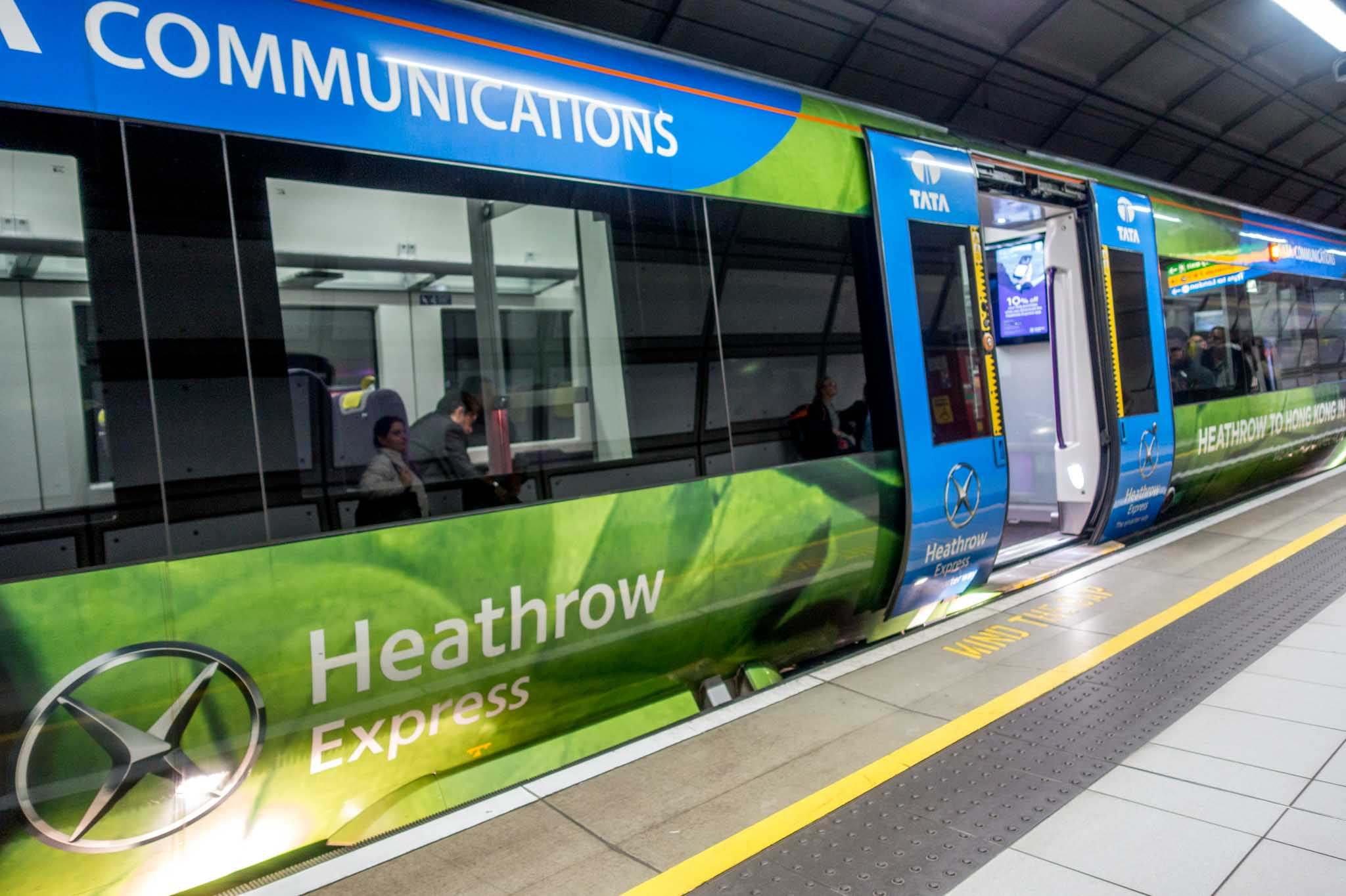 The London Heathrow Express train is the fastest way to get from London Heathrow to London.  The Heathrow express cost is expensive, but you can save significant money by buying discounted Heathrow Express tickets in advance.