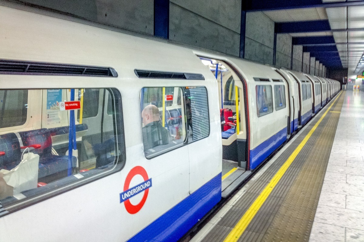 How to get from Heathrow to London:  take the Underground.  London layover what to do.