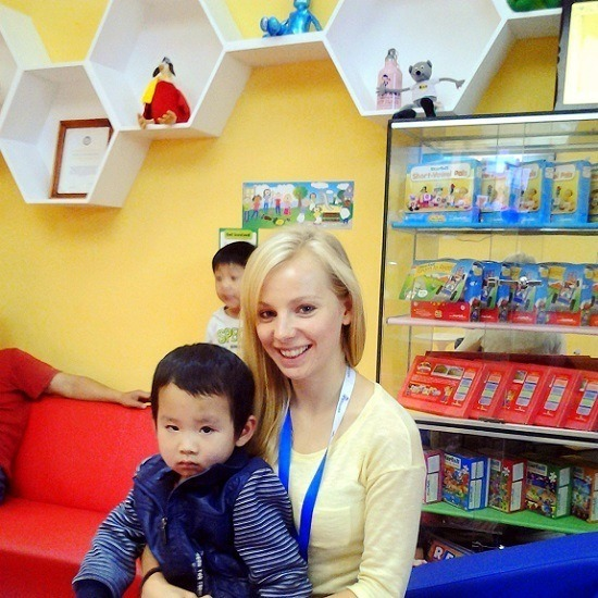 "Dongguan is more than the ""Sex capital of China.""  It is home to everyday families.  Agness' Dongguan expat life focuses on teaching English to children."