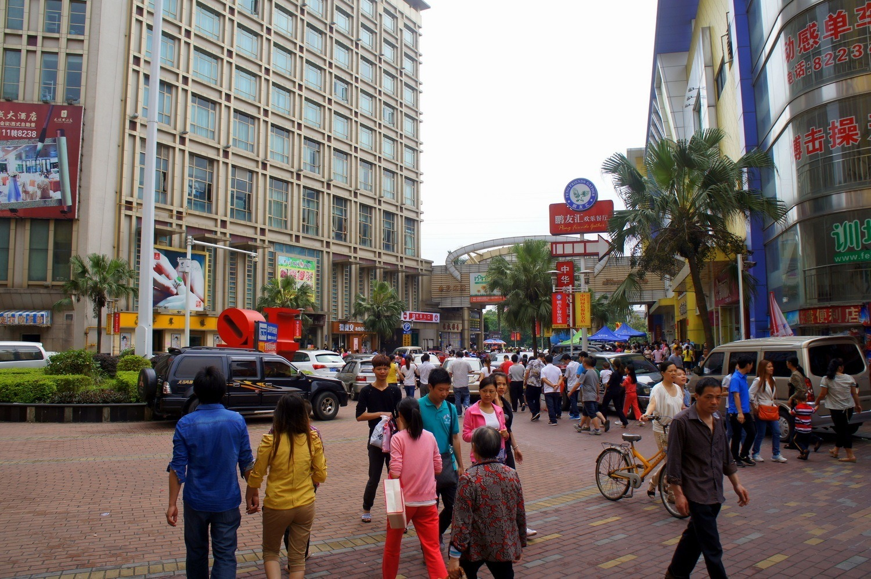 The Local View:  Living the Dalang, Dongguan expat life.