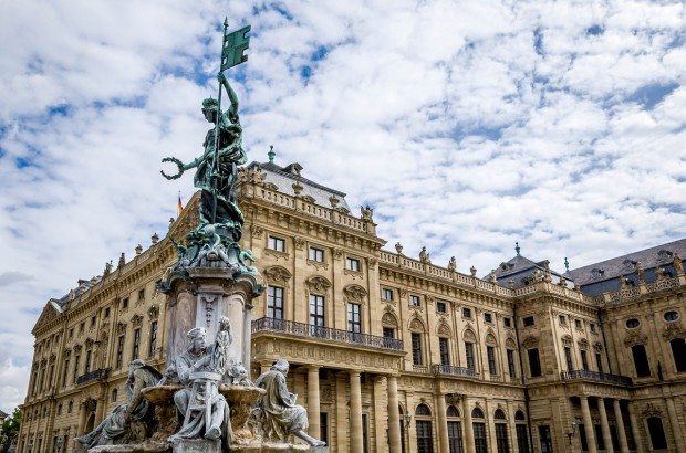 The Residenz in Wurzburg, Germany - one of the top things to do in Wurzburg, Germany