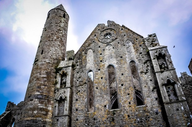 The Rock of Cashel is one of Ireland's many heritage sites.