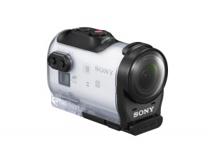 2014 Holiday Gift Guide Travel Selection: The Sony Action Mini Cam.