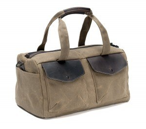 2014 Holiday Gift Guide Travel Selection:  The Outback Duffel by WaterField Designs.