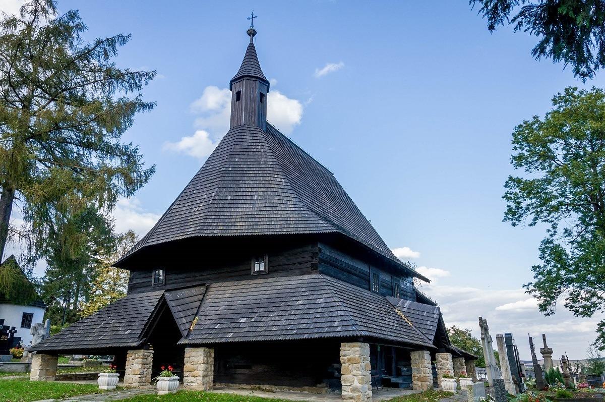The Slovakia Wooden Churches Travel Addicts