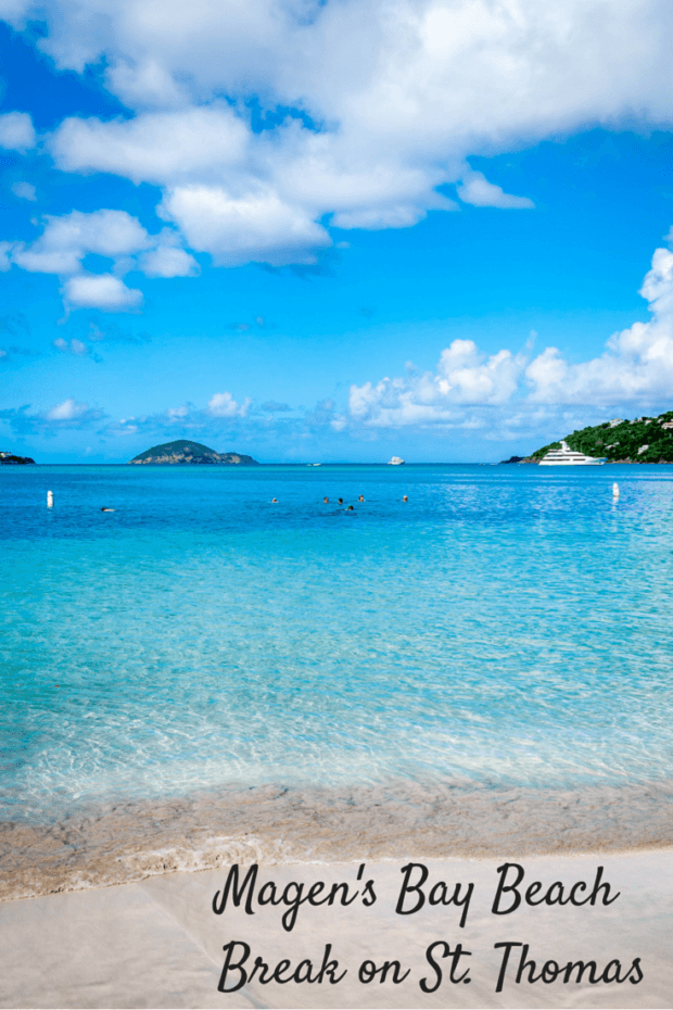 A Magens Bay Beach Break on St. Thomas