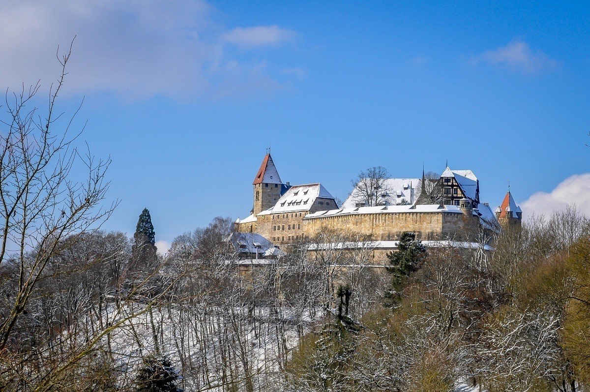 The Coburg Fortress