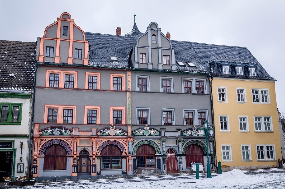 Lucas Cranach the Elder's house in Weimar