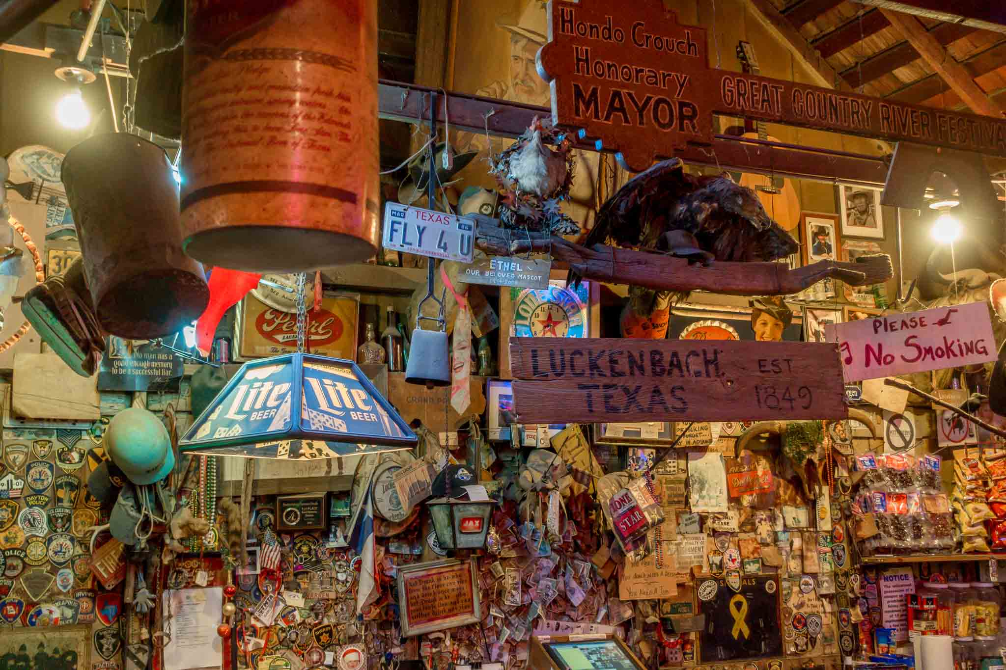 Big Magic of the Tiny Town of Luckenbach Texas - Travel Addicts