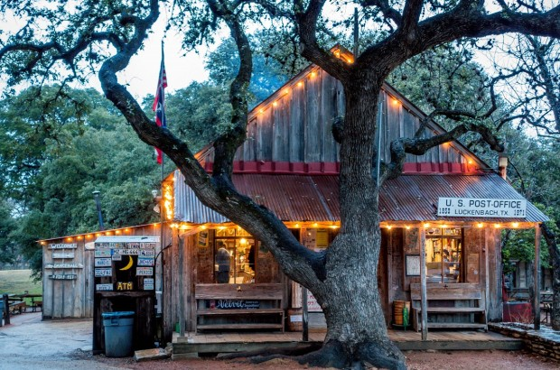 The Luckenbach Texas General Store