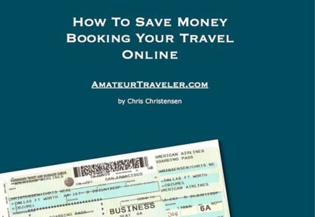 How to Save Money Booking Your Travel Online
