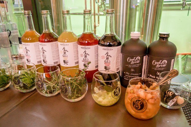Mixology takes center stage at Social Still in Bethlehem, PA.