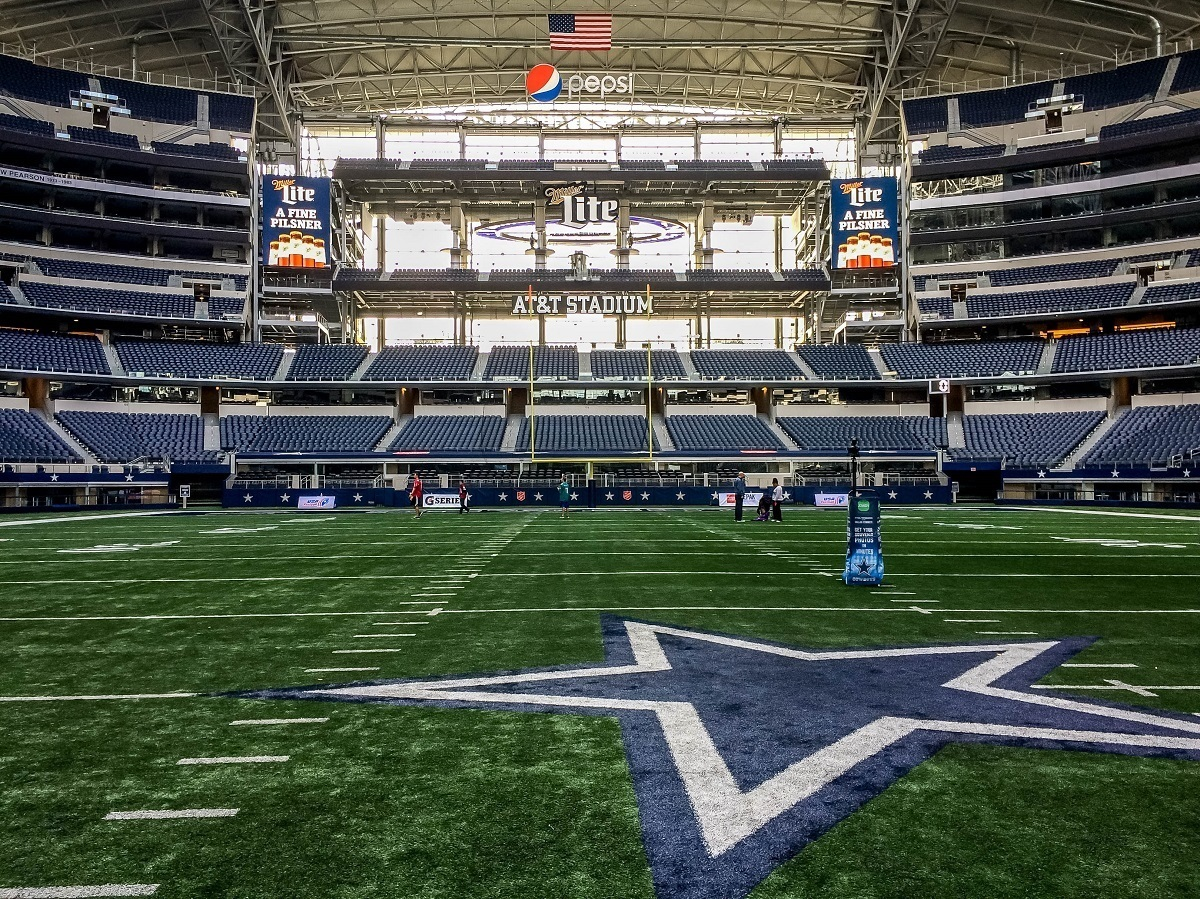 dallas cowboys stadium team store